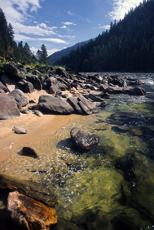 Clearwater River, Idaho, 2006