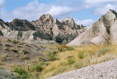 Badlands Nation Park no.5, South Dakota, 2009 image