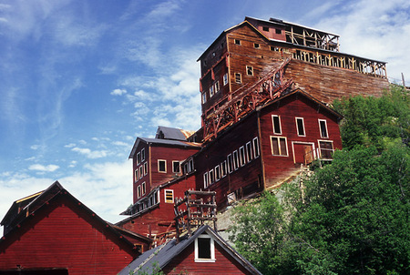 Kennicott Copper Mine, Alaska, 2005