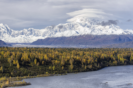 Denali and the Chulitna 2012