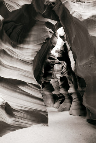 Upper Antelope Slot Canyon, Arizona 2004