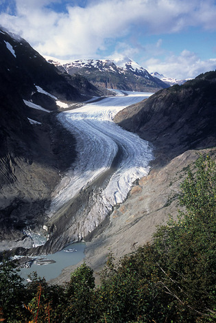 Salmon Glacier, British Columbia, 2008