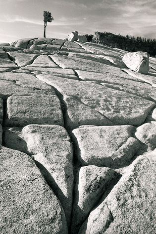 Yosemite High Country Granite 2004