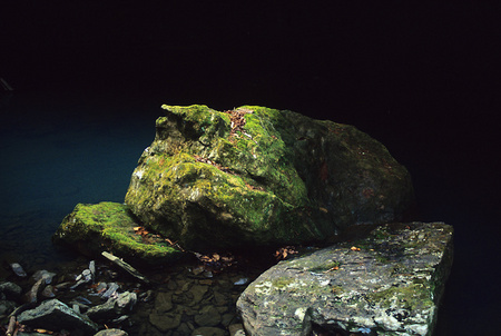 Rock Altar, Graves Creek 2000
