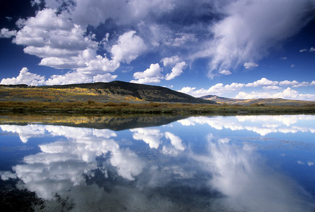 Green River Reflection, Wyoming, 2008