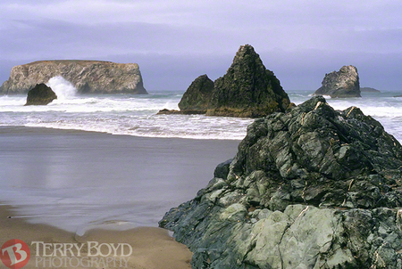 Bandon Beach, OR