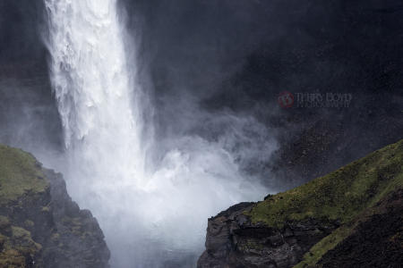 Helmcken Falls detail