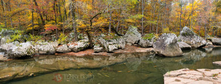 Richland Creek Pano 1