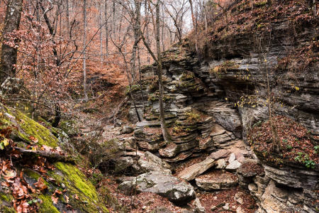 Lost Valley, Buffalo Nat. River Park 16